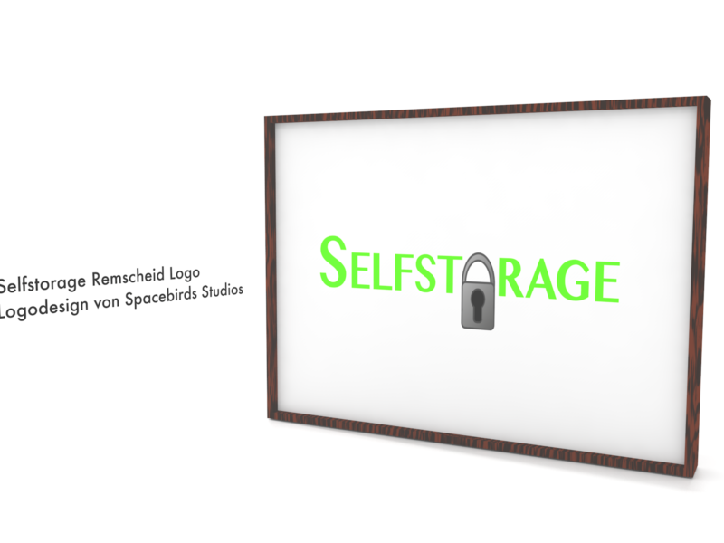 Selfstorage Remscheid Logo
