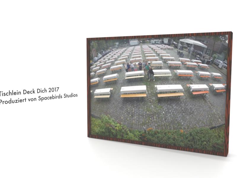 Tischlein Deck Dich 2017 Video